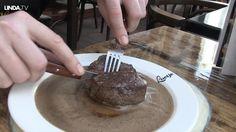 Biefstuk met Jus.  Zo bak je een biefstuk volgens het Loetje Recept.