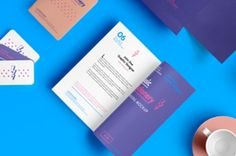 The new volume of our basic psd stationery object mockups series. We have created new objects to create a great branding...