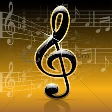 Treble clef Music Images, Music Pictures, Sound Of Music, Music Is Life, Music Music, Brass Music, Lauren Daigle, Music Illustration, Bright Art