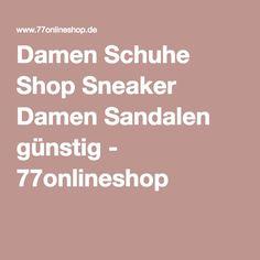 Damen Schuhe Shop Sneaker Damen Sandalen günstig - 77onlineshop