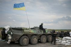 Fighting in Kills Another 8 Military Vehicles, Ukraine, Around The Worlds, News, Photos, Pictures, Army Vehicles