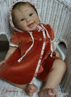 Я желаю счастья Вам!... Кукла реборн Гринистовой Ирины / Куклы Реборн Беби - фото, изготовление своими руками. Reborn Baby doll - оцените мастерство / Бэйбики. Куклы фото. Одежда для кукол