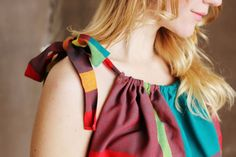 How-to simple sewing projects.