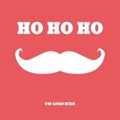 Kerstkaarten en nieuwjaarskaarten van Santhos! Company Logo, Logos, Holiday, Cards, Design, Vacations, Logo, Holidays