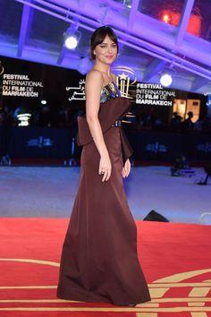 2ce750ea87 Dakota at the second night at the 17th Marraketch International Film  Festival 12 1