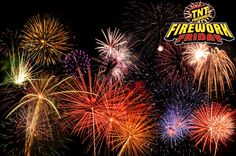 Firework Friday has arrived!  What is your favorite day of the week?  #FireworkFriday #TNTFireworks #Fireworks #Friday #Fun