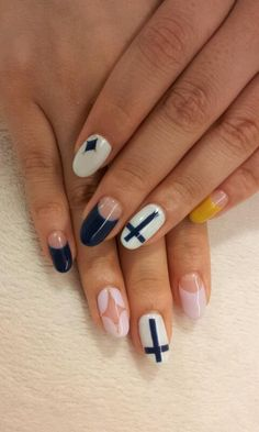 I like the color combo but not designs....I like the cross