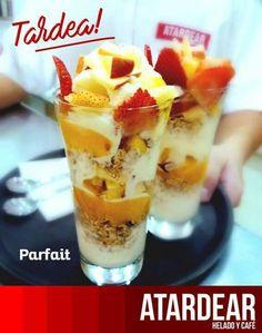 Schichtdessert mit Aprikosen - Schnelles Dessert aus einer ...