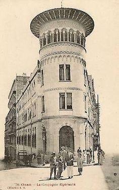 Cpa Algerie Oran La Compagnie Algerienne Les Cascades, Old City, Paths, Egypt, Environment, Styles, History, Architecture, Thesis