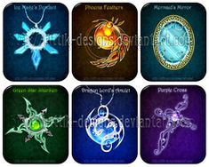 Magic items adopts 7 (CLOSED) by Rittik-Designs