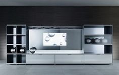 Home Appliances with Cartesia Home Central TV Unit 1 Picture
