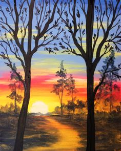 """Pinot's Palette: The Magic Hour ~ """"Also known as the golden hour–the time shortly after sunrise or just before sunset. A subtle breeze rustles the leaves as the soft, warm light of the sun transforms an everyday scene into something magical."""""""