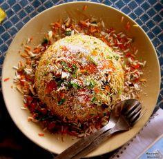 Bangladeshi Recipes Food Biryani @LiveFromBangla
