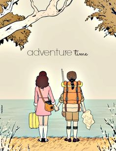 adventure time Moonrise Kingdom :)