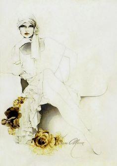 Artist - Sara Moon