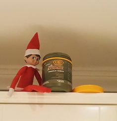 Even the Elf on the Shelf knows the #anabolic power of #AMMO8's special #EAAs (essential amino acids) formula. Now only if he'd get to the #gym and lift some heavy weights. - #Repost @shakinbakes_ifbbpro  Shoooot...Stuart the Elf all up in my @advancedgenetics Aminos (the best) supps!!!. ......I love my kids I love my kids...lol!!! #nogrinchhere #elfontheshelfwithmuscles #agarmy #christmas #protein #bcaas #muscle #lift #bodybuilder #bikini #mass #grow #supplements #canadian
