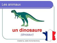 French Lesson 58 - ANIMALS in French Vocabulary - LES ANIMAUX chanson pour enfants song for children - YouTube