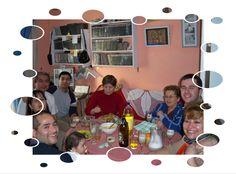 Reunión en la casa, nos acompañan, David, Alvaro, Rosita,Jesús,Mirtha,Aracelly y mi esposa Marita.