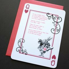MAD HATTER TEA THEMED DEBUT: Part 1 Invites and Venue | Weddings and Debuts