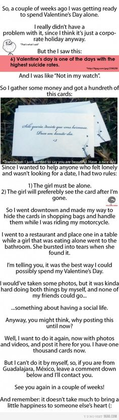 this guy deserves an award :')how awesome is this guy!!! Want to go to Mexico!!!