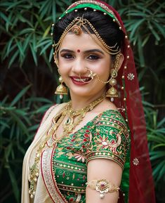 Indian Bridal Photos, Indian Wedding Poses, Indian Wedding Makeup, Indian Bridal Fashion, Indian Wedding Couple Photography, Bridal Photography, W Two Worlds, Bride Poses, Indian Bridal Hairstyles