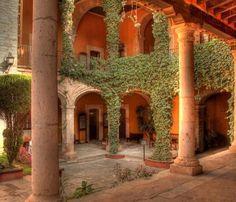 San Gabriel hacienda, Mexico