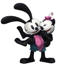 aww...oswald and ortensia sooo cute!