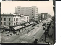 See the history of the bricks: Check out repaving of Flint's South Saginaw Street 75 years ago - Photo Gallery - MLive.com