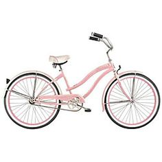 @Overstock - Cycle in style on a classic beach cruiser Bike is perfect for cruising around town Women's bicycle has a 26-inch framehttp://www.overstock.com/Sports-Toys/Womens-Pink-Rover-GX-Beach-Cruiser/4073285/product.html?CID=214117 $220.49
