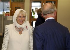 Camilla Parker Bowles Photos - The Prince of Wales & Duchess of Cornwall Visit New Zealand - Day 1 - Zimbio