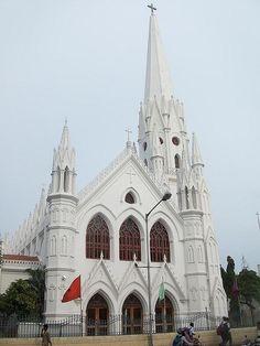 St. Thomas, Chennai