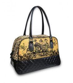 sac à main rockabilly, sac à main pinup, sac à main vintage, sac rétro, sac  gothique, pochette victorien, pochette pin-up, sac glamour, sac lolita, ... 4fa7696da4a