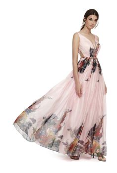 Vestido de fiesta de Carla Ruiz modelo 94432 Evening Dresses, Prom Dresses, Formal Dresses, Wedding Dresses, Mom Dress, Lace Dress, Formal Wear, Bride Groom, Strapless Dress Formal