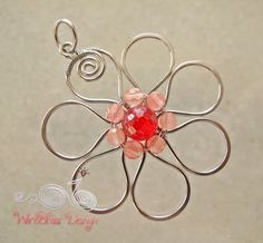 Free Wire Wrap Jewelry Patterns   Hope this year would be a smooth one, filled with blooms of happiness ...