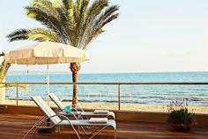 Sunprime Palma Beach - Medelhavet ligger bokstavligen vid dina fötter