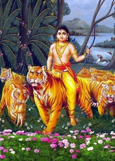 The Legend Of Lord Ayyappa