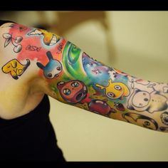 Instagram media by ydtattoo - #tattoo in progress #fragment