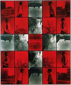 """Gilbert and George""""ART OF GILBERT AND GEORGE FROM THE 1970s AND 1980s IS SUBJECT OF MUSEUM'S NOTATIONS EXHIBITION"""""""