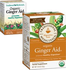 Traditional Medicinals | Organic Ginger Aid® | FREE Shipping on Orders Over $65!