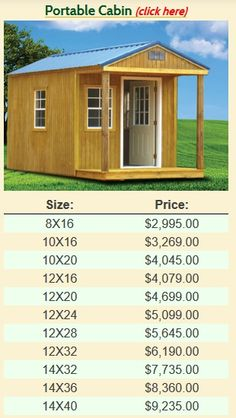 12 x 24 modern shed 288 sqft prefab shed kit provided by westcoast shed pinterest prefab prefab buildings and backyard office - Garden Sheds Eureka Il