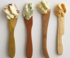 more flavored butter recipes.