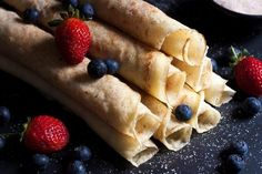 Easy pancakes | Huletts Sugar