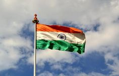 India flag wallpaper for independence day download - fluttering on the sky  #RepublicDay #IndianRepublicDay #HappyRepublicDay #RepublicDayWallpaper #RepublicDayIndia #IndiaRepublicDay #RepublicDay2018 #2018RepublicDay #RepublicDay26January