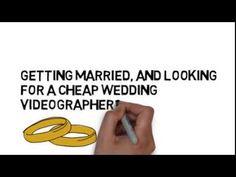 Cheap wedding videographer: Looking for good and affordable videographers?