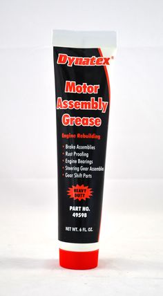 Motor Assembly Grease