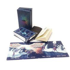 """""""Prisma Visions Tarot"""": unboxing e comentário"""