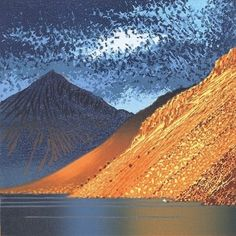 Great Gable by Mark Pearce - Vermilion Art Gallery