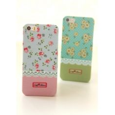 Fresh floral iPhone mobile phone iPhone5s mobile phone 4S mobile phone shell shell shell protection set of Apple 4S mobile phone  #phone  case #fashion #beautiful
