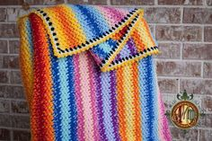 Give any room a dose of handmade style with these crochet throw patterns. These…