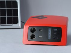 ReadySet Solar Kit for iPad, iPhone, Android & more by Mike & Brian at Fenix International, via Kickstarter.